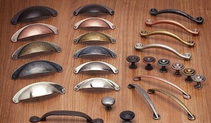 cabinet hardware finish