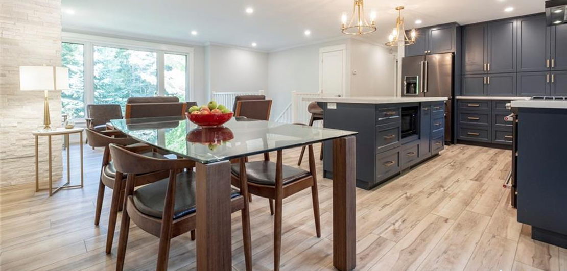 Miller Kitchen - Muskoka Kitchens