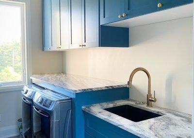 Laundry Room Cabinets Muskoka Riverside