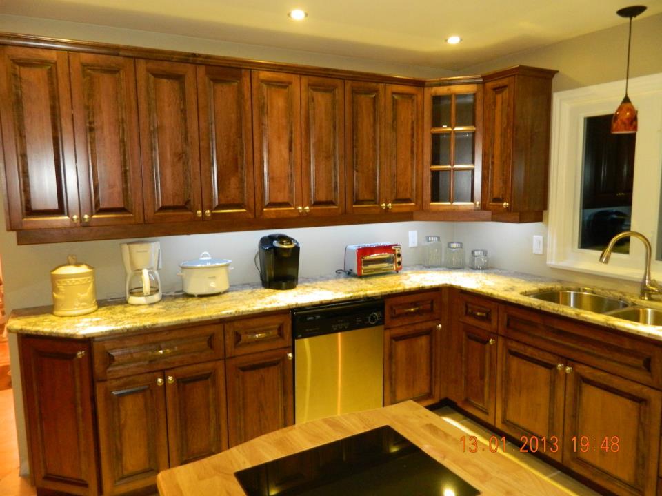 Port Hope Kitchen - Custom Cabinets - Cabinets Plus of Muskoka